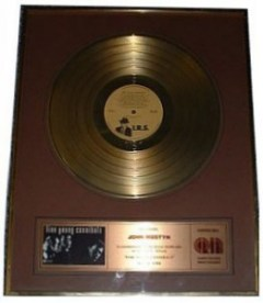 Jimmy Somerville Gold Award Fine Young Cannibals