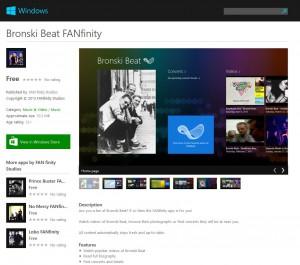 Bronski Beat App