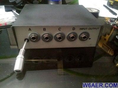 CW Input Selector