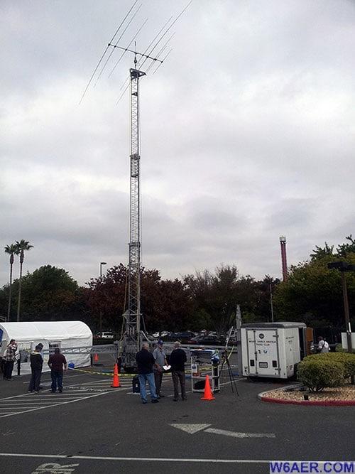 Pacificon Ham Radio Convention Northern California 2012