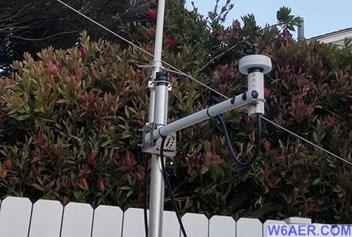W6AER Antenna Farm GPS