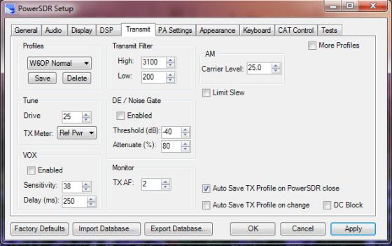PSDR_Transmit_W6OP_Normal