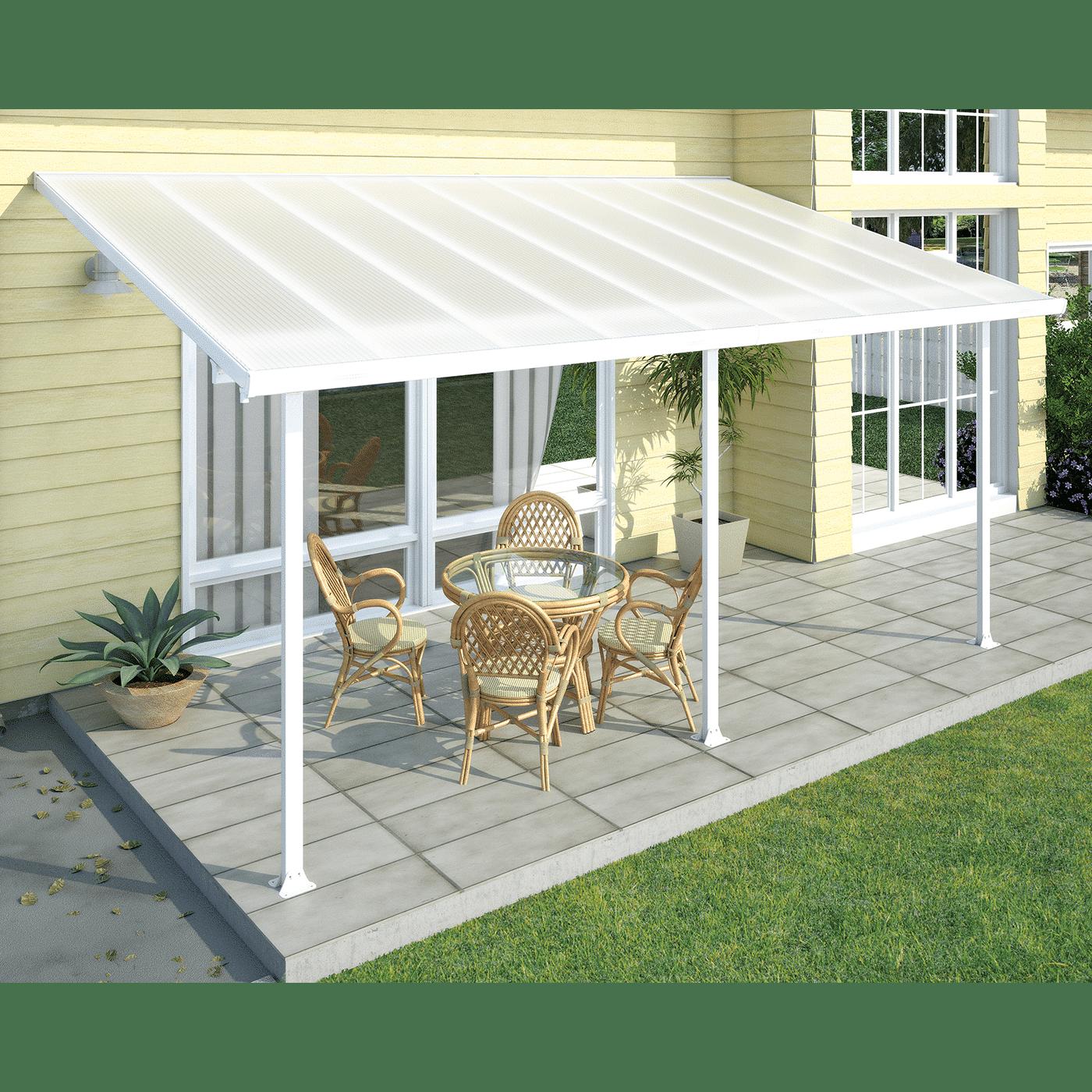 feria 3 pergola verandah patio cover