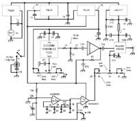 300w High Power Amplifier High Power Enclosure Wiring