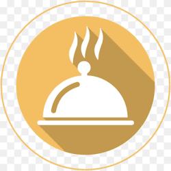 Fork illustration Fast food Cafe Breakfast Restaurant food icon food text fast Food Restaurant png PNGWing