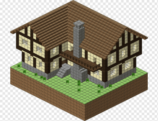 Minecraft: Story Mode House Minecraft: Pocket Edition Building wooden floor angle building plan png PNGWing