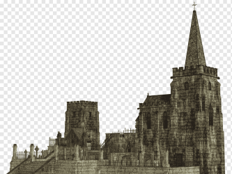 Fantasy Castle Free image File Formats building medieval Architecture png PNGWing