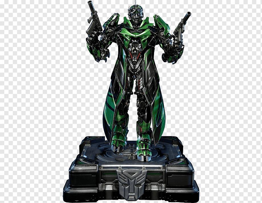 Lockdown Transformers Face