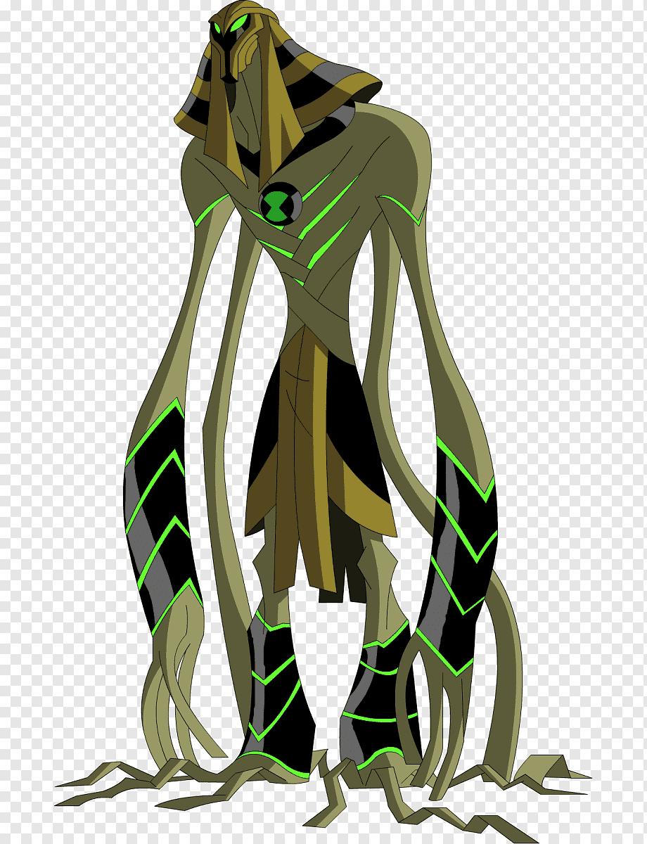 benmummy ben 10 poster alien
