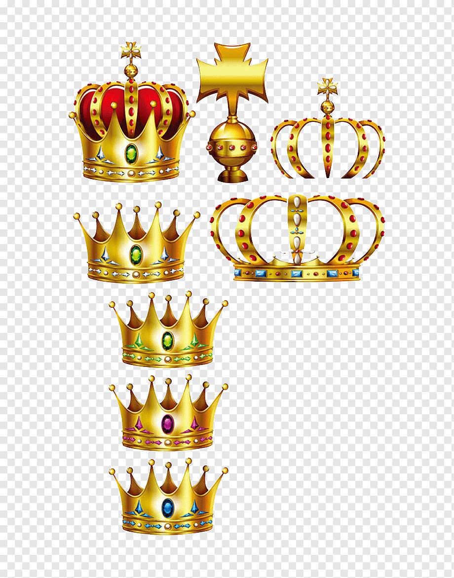 Gambar Mahkota Raja : gambar, mahkota, Mahkota, Emas,, Mahkota,, Raja,, Teks,, PNGWing
