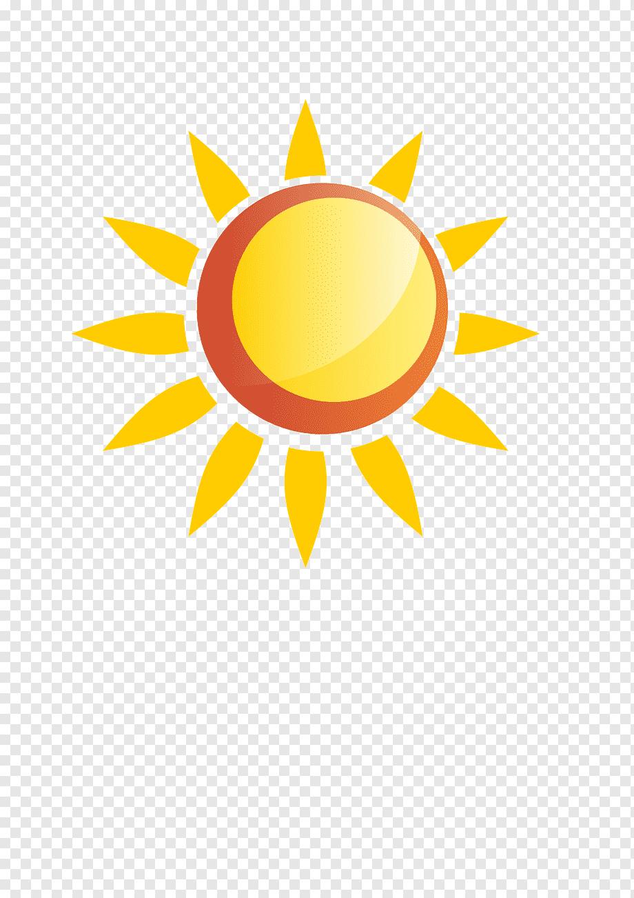 Matahari Logo Png : matahari, Glowing, Orange,, PNGWing