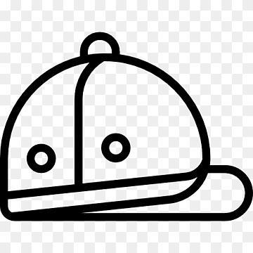Logo Lingkaran Hitam Polos