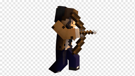 Minecraft: Pocket Edition Minecraft Forge Minecraft mods Minecraft video Game survival bow And Arrow png PNGWing