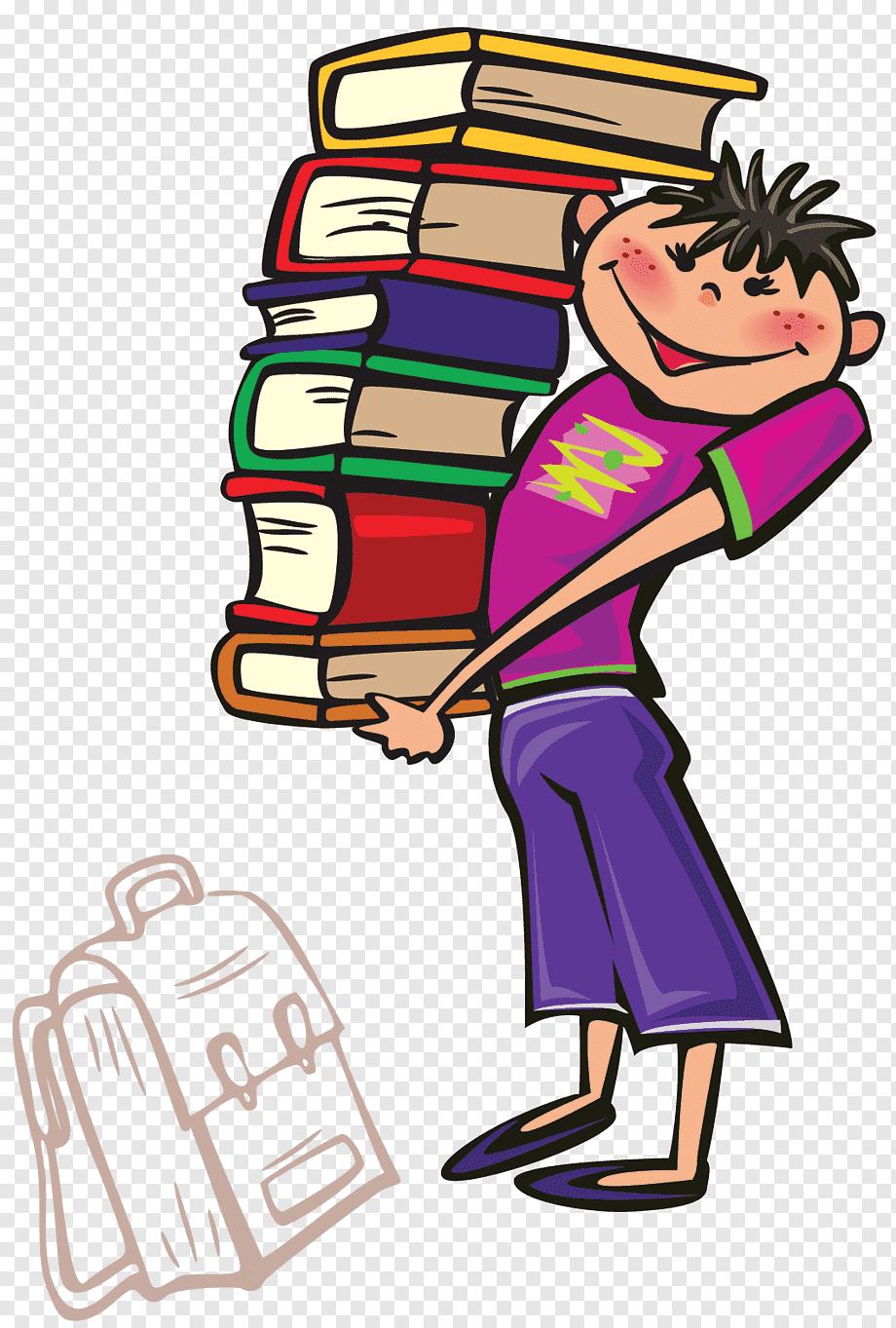 Kartun Anak Membaca Buku : kartun, membaca, Konten, Gratis,, Kartun, Laki-laki, Memegang, Setumpuk, Buku,, Karakter,, Anak,, Membaca, PNGWing