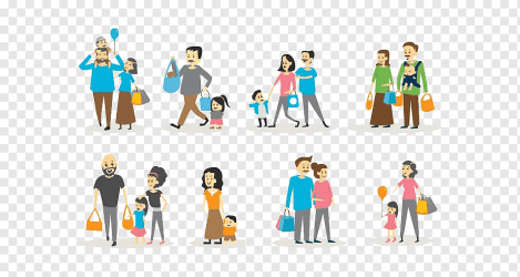 Family Shopping png images PNGWing