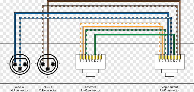 wiring diagram pinout rj45 dmx512 electrical wires  cable