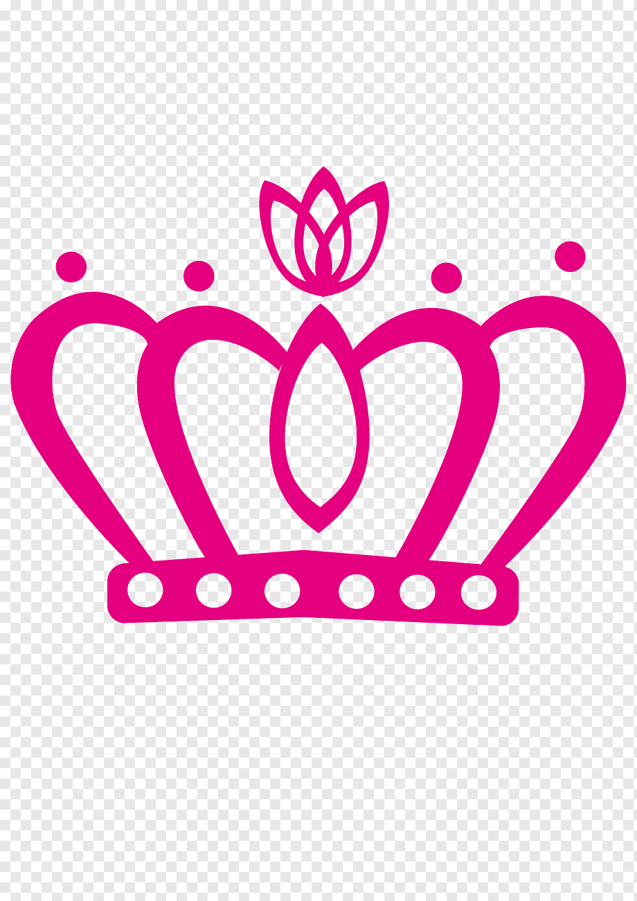 Queen Crown Illustration Red Crown Love King Text Png Pngwing