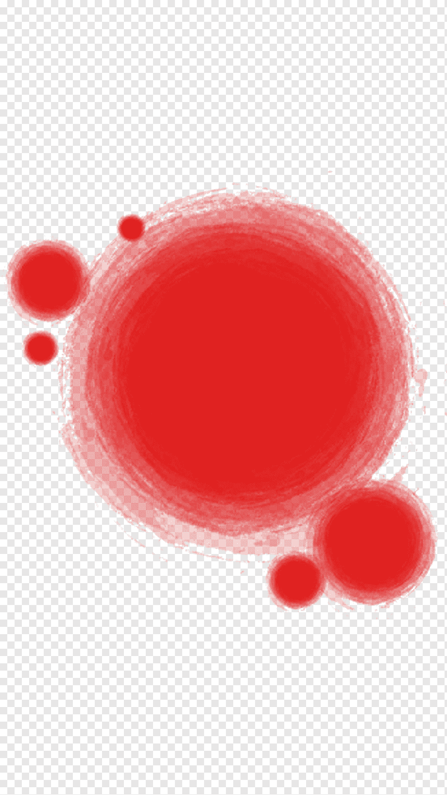 Lingkaran Merah Png : lingkaran, merah, Lingkaran, Cahaya, Merah,, Biru,, Tinta,, Oranye, PNGWing