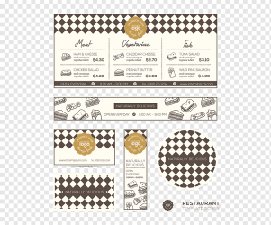 Cafe Delicatessen Bakery Menu Sandwich food menu food text happy Birthday Vector Images png PNGWing