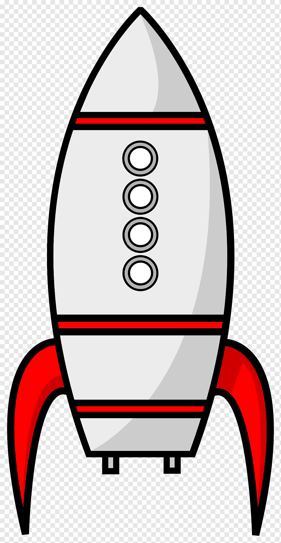 Gambar Roket Animasi : gambar, roket, animasi, Cartoon, Rocket, Images, PNGWing