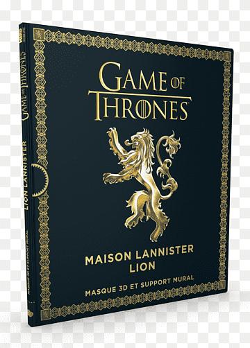 Game Of Thrones : Les Origines De La Saga : thrones, origines, Thrones:, Origines, Jaime, Lannister, House, Stark,, Lion,, Television,, Comics,, Tyrion, PNGWing