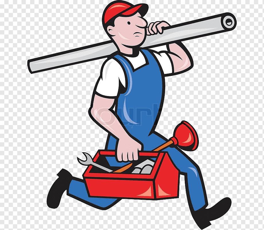 Plumber Plumbing Cartoon Plumber Miscellaneous Shoe Stock Photography Png Pngwing