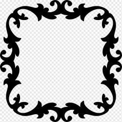 Ornament Frames Decorative Border leaf circle oval png PNGWing