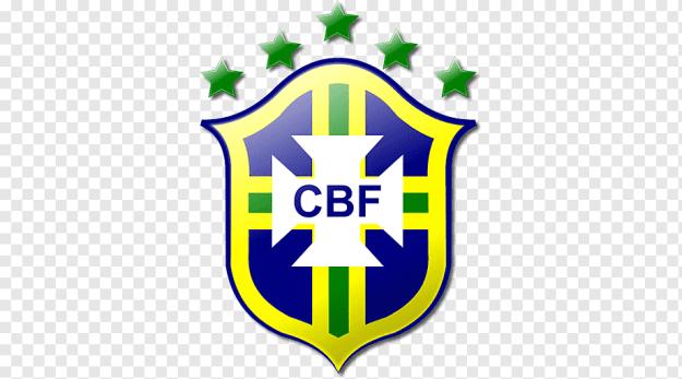 Dream League Soccer Brazil national football team FIFA World Cup Logo, brasil, logotipo da CBF em fundo azul, esporte, jersey, time de futebol png