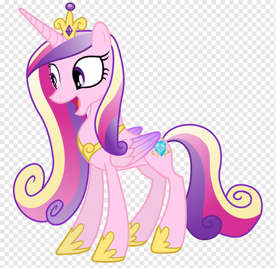 Princess Cadance Twilight Sparkle Princess Celestia My Little Pony Little Pony Horse Purple Mammal Png Pngwing