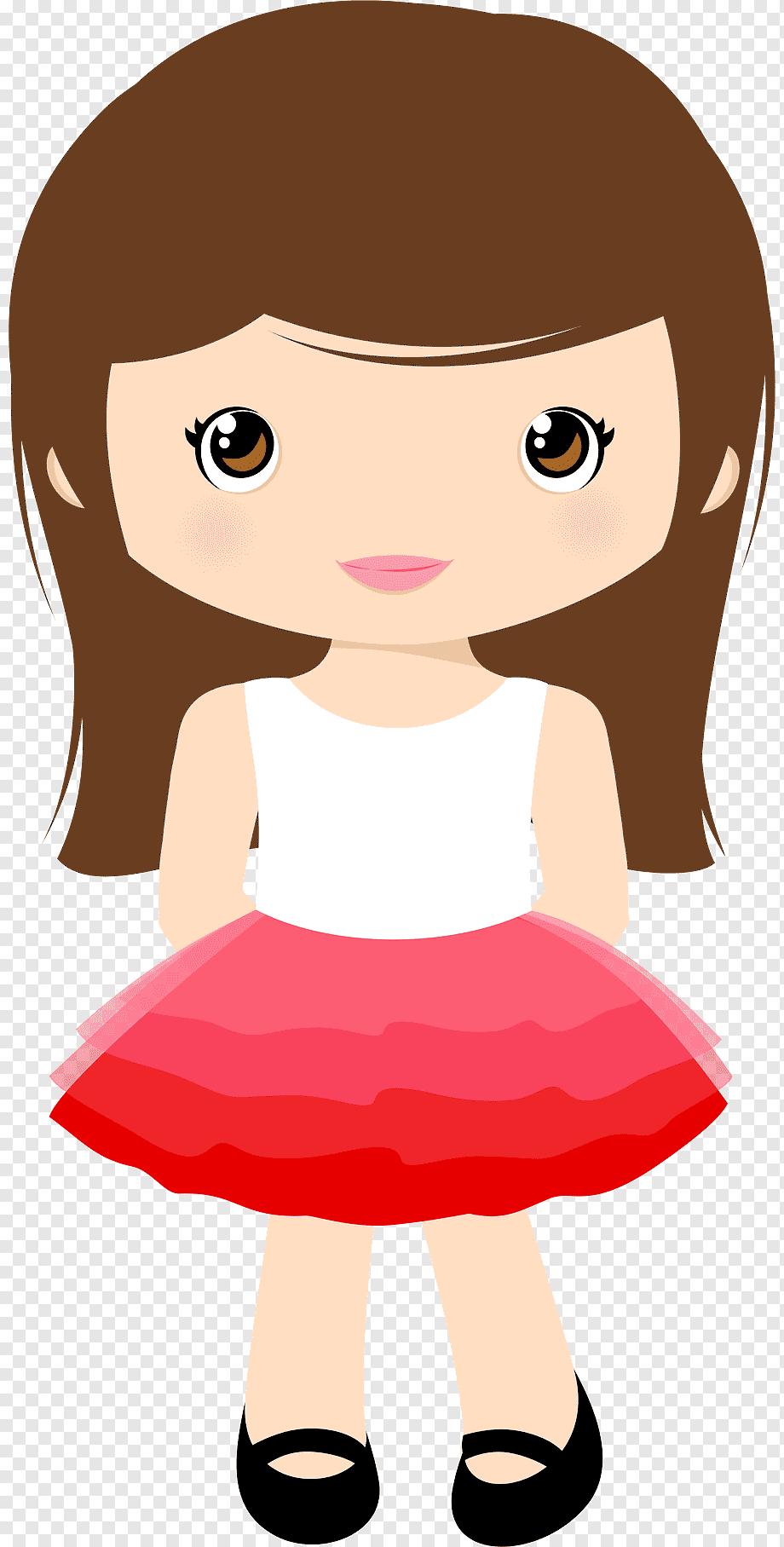 Animasi Anak Perempuan : animasi, perempuan, Child,, Hello, Autumn,, Face,, Fashion, PNGWing