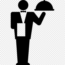 Computer Icons Waiter Desktop Table reservation restaurant public Relations recruiter silhouette png PNGWing
