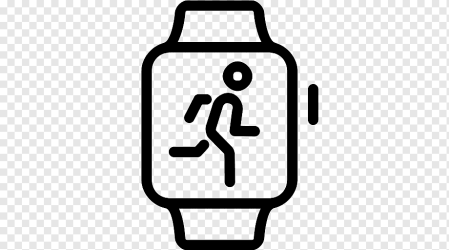 Computer Icons Physical fitness Exercise Smartwatch technological sense runner physical Fitness apple Watch sign png PNGWing