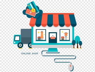 E commerce Online shopping Drop shipping Management Sales design web Design service logo png PNGWing