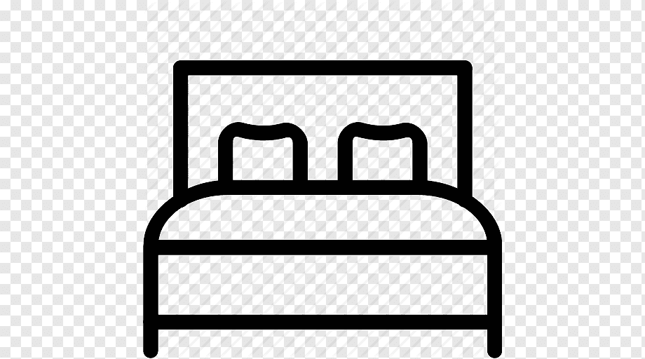 Black Bed Illustration Bedroom Furniture Sets Computer Icons Public Toilet Bedroom Icon Miscellaneous Angle White Png Pngwing