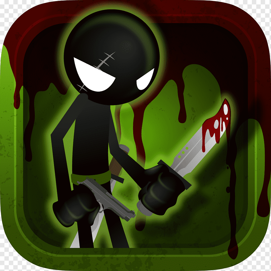 Stickman Zombie Killer Jurassic Sniper Dino World Army Helicopter Prison Break Guardian Sugar Block City Craft Zombie Game Fictional Character Zombie Png Pngwing