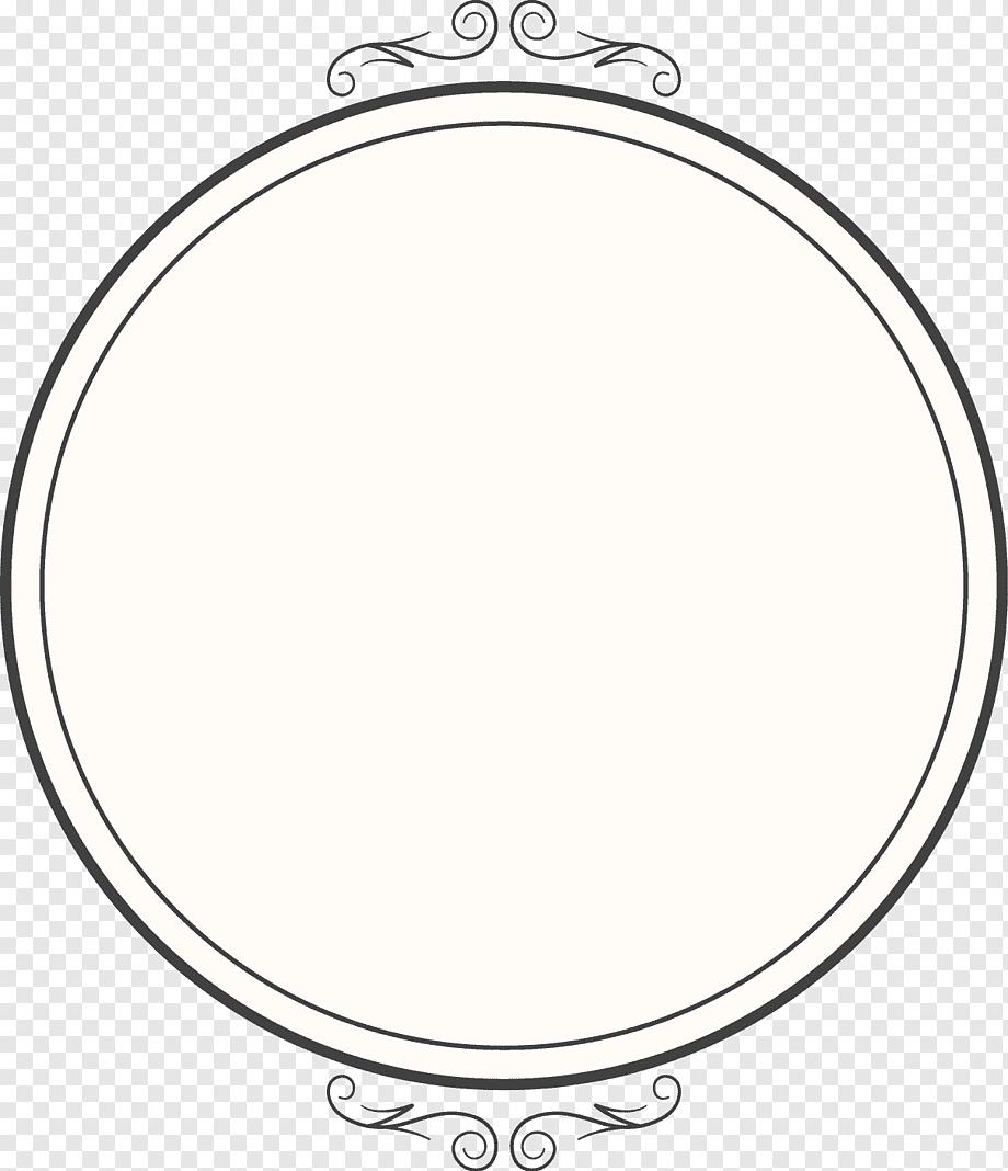 Bingkai bulat, model Wire-frame, desain kreatif diagram