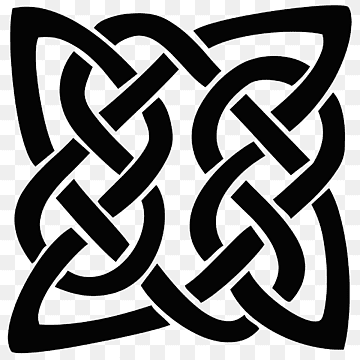 Wall Decal Celtic Knot Sticker Borders And Frames Celtic Motherhood Knot Text Logo Sticker Png Pngwing