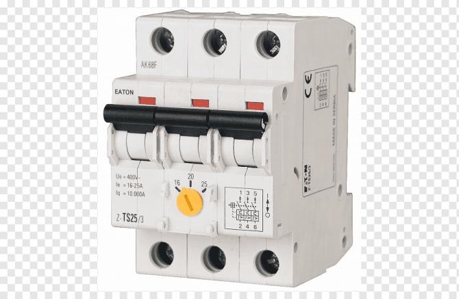 circuit breaker moeller holding gmbh  co kg disjoncteur à