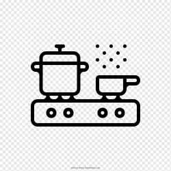 Estufa de dibujo cocina cocinas cocina libro para colorear estufa cocina comida texto png PNGWing