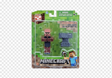 Minecraft: Pocket Edition Action & Toy Figures Blacksmith blacksmith craft game video Game blacksmith png PNGWing