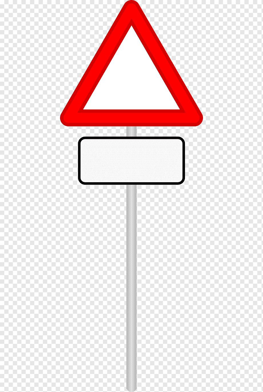 Rambu Rambu Lalu Lintas Png : rambu, lintas, Traffic, Warning, Sign,, Road,, Angle,, Rectangle,, Triangle, PNGWing