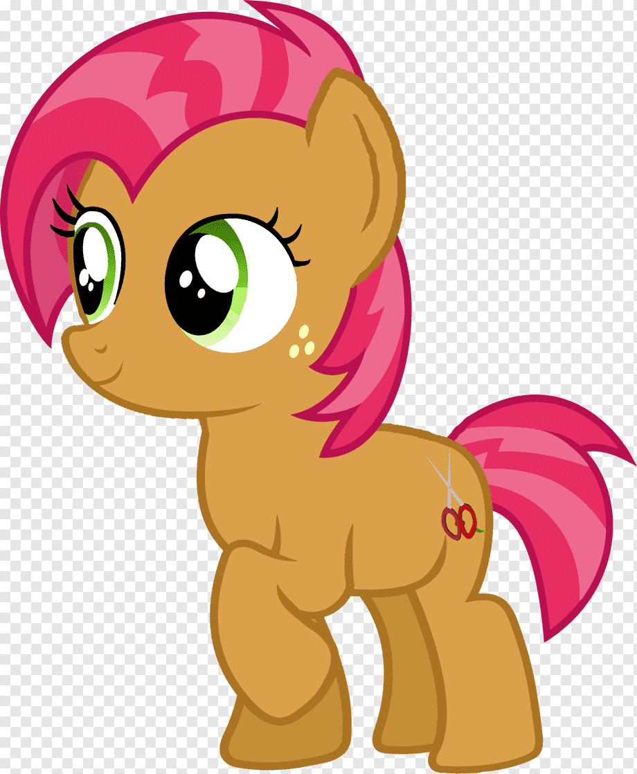 Pony Babs Seed Rarity Cutie Mark Crusaders Apple Bloom My Little Pony Horse Miscellaneous Mammal Png Pngwing