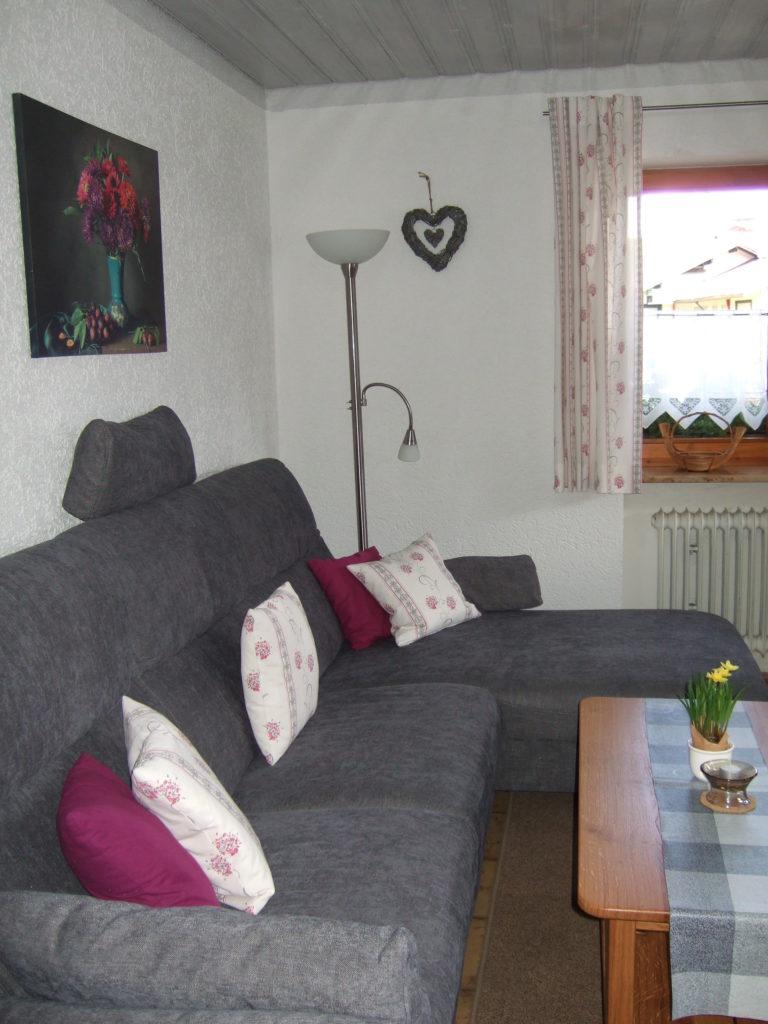 Sitzecke Wohnung 2