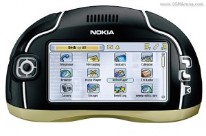 Nokia 7700 на базе Symbian OS Series 90 UI, v.2.0
