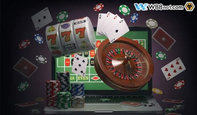 Lợi thế của người chơi casino online lần đầu tại nhà cái W88