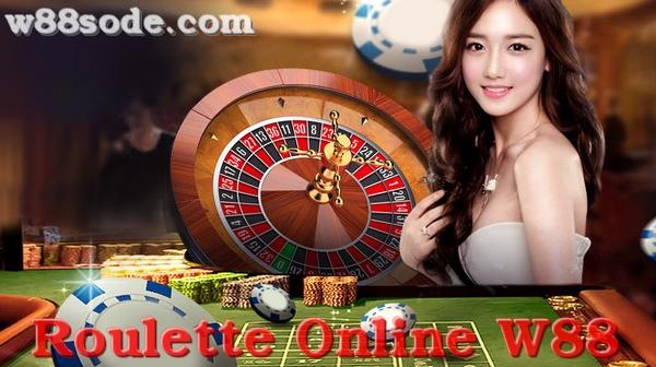 Roulette-Online-W88