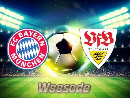 Soi kèo nhà cái W88, nhận định Bayern Munich vs Vfb Stuttgart – 21h30 – 20/03/2021
