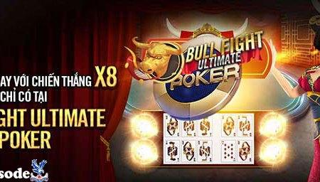 Bullfight Ultimate Poker – phiên bản Poker 3D tại W88