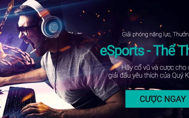 Cá cược thể thao điện tử