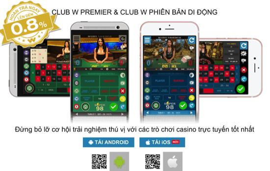 casino truc tuyen w88 - casino online